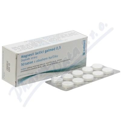 Magnesii lactici galmed tbl 50x0.5g