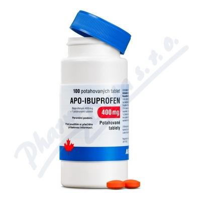 Apo-Ibuprofen 400mg tbl.flm.100x400mg