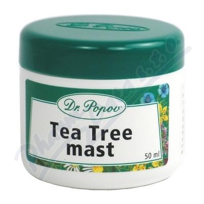 Dr.Popov Tea Tree mast 50ml