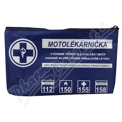 Motolékárnička textil vyhl.č.341/2014 Steriwund