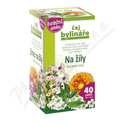 Čaj Bylináře Na žíly n.s.40x1.6g